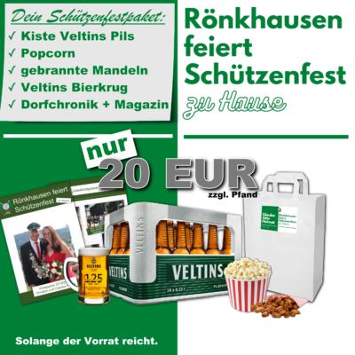 Schützenfestpaket 2020